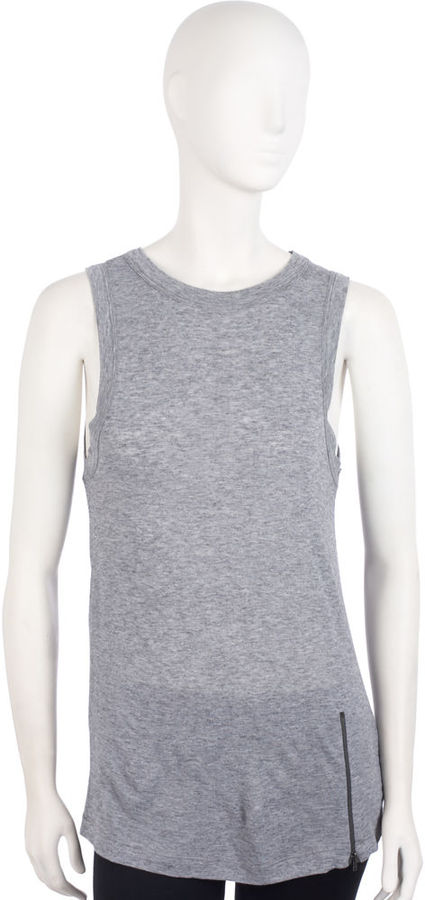 A.L.C. Muscle Tee - Heather Grey