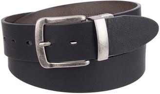 Rock & Republic Men's Embossed Reversible Belt