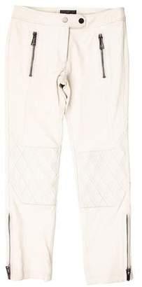 Belstaff Monville Leather Pants