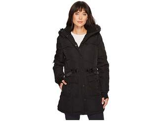 Blanc Noir Knight Parka Women's Coat