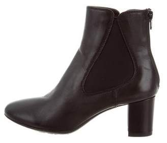 Attilio Giusti Leombruni Leather Ankle Boots