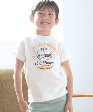 Coen (コーエン) - coen 【coen キッズ / ジュニア】コーエンプレイショップTシャツ(100~150cm)