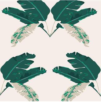 Novogratz for Tempaper Palm Self-Adhesive Wallpaper
