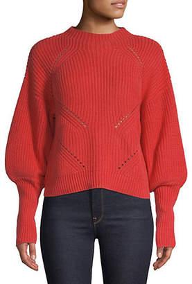 Joie Landyn Cotton Cashmere Sweater