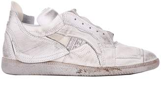 Maison Margiela Distressed Low-top Sneakers