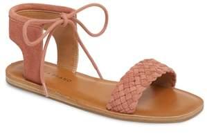 Lucky Brand Adannta Ankle Tie Sandal