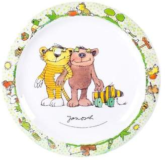 Janosch p:os 66072 Plate Melamine with Embossing