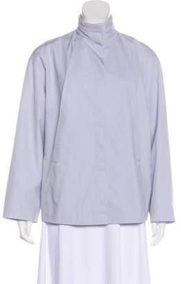 Donna Karan Casual Button-Up Jacket