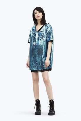 Marc Jacobs Sequin Bow Dress