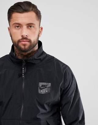 Nike Woven Track Jacket In Black 886056-010