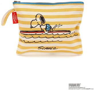 BOOFOOWOO CO. (ブーフーウー) - BOOFOOWOO CO.,LTD. SURF`SUPポーチ大ボーダー (YE) ブーフーウー バッグ