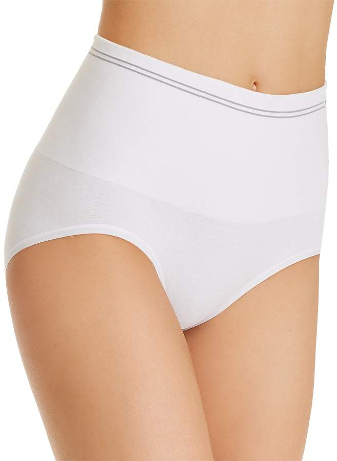 Seamless High-Waist Briefs