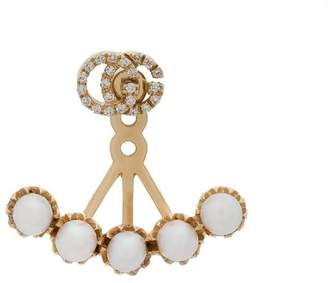 Gucci Double G single earring
