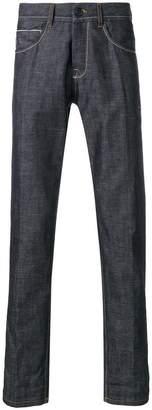 Al Duca D'Aosta 1902 roll-up straight jeans