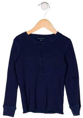 Ralph Lauren Boys' Long Sleeve Shirt