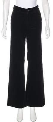 Jenni Kayne Corduroy Mid-Rise Pants