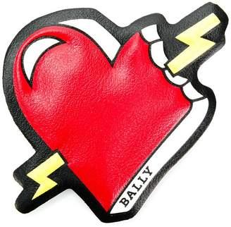 Bally Heart sticker