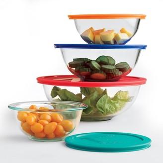 Pyrex Smart Essentials 8-pc. Storage Bowl Set