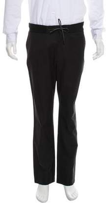 Givenchy Wool-Blend Cropped Pants