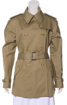Michael Kors Short Trench Coat w/ Tags
