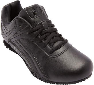 e48320dda17 Fila Memory Elleray 5 Womens Slip-Resistant Sneakers