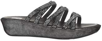 FitFlop Crystal Embellished Linny Slides