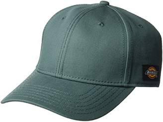 Dickies Men's Solid Adjustable Cap