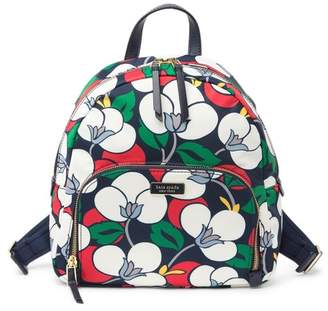 Kate Spade Medium Floral Backpack