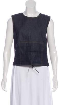 561b8e7f Gucci Women's Sleeveless Tops - ShopStyle