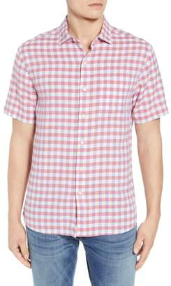 Tommy Bahama Diego Fronds Check Sport Shirt