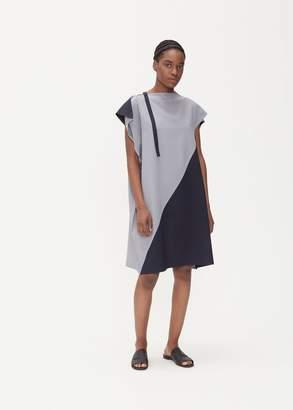 Issey Miyake 132 5 Flat Tie Dress