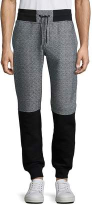 Madison Supply Men's Contrast Drawstring Sweatpants