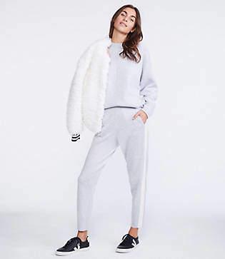 Lou & Grey Side Stripe Pants