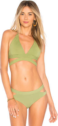 Seafolly Active Halter Top