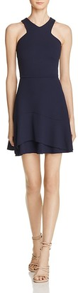 AQUA Fit-And-Flare Dress - 100% Exclusive $88 thestylecure.com