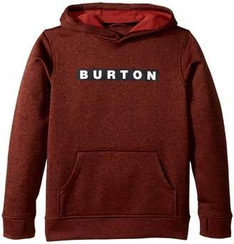 Burton Oak Pullover Hoodie Boy's Sweatshirt