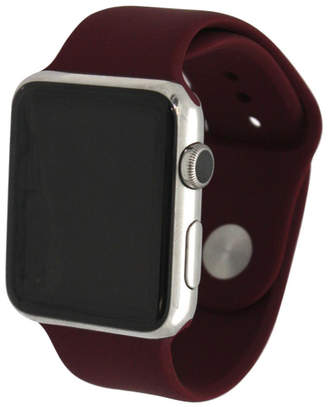 Olivia Pratt Solid Silicone Band for Apple Watch 38mm