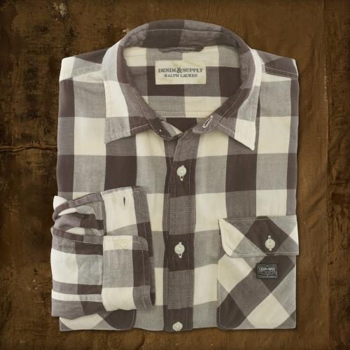 Denim & Supply Ralph Lauren McCarren Plaid Ward Shirt