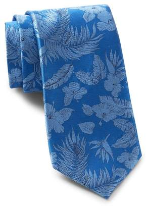 Ted Baker Tropical Botanical Silk Tie