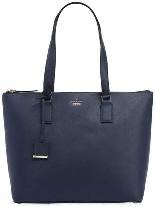 Kate Spade Lucie Leather Saffiano Tote Bag