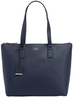 Kate Spade Lucie Leather Saffiano Tote Bag
