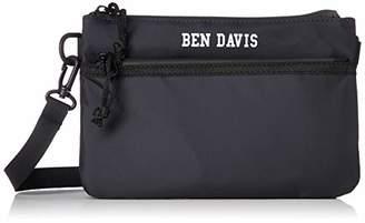 Ben Davis (ベン デイビス) - [ベンデイビス] 撥水サコッシュ 水を弾く素材 完全防水ではありません ブラック