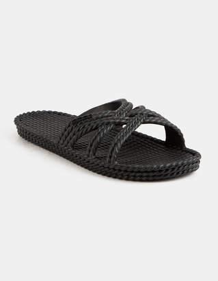 Billabong Slippin Slide Black Womens Sandals