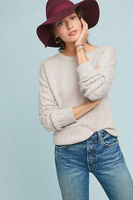 Charli Tania Cable-Knit Sweater