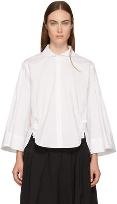 Roberts | Wood White Channel Shirt