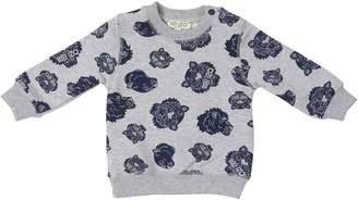 Kenzo Tigers Printed Cotton Sweatshirt