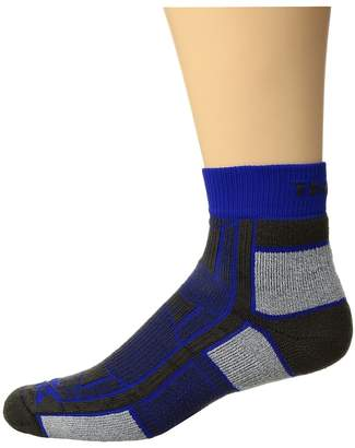 Thorlos Outdoor Athlete Crew Cut Socks Shoes