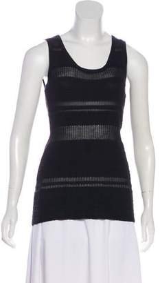 Derek Lam Sleeveless Knit Top