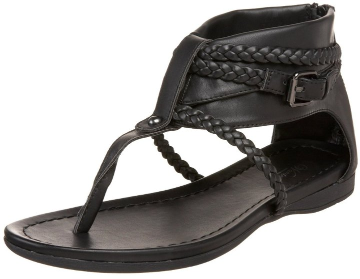 Wanted Women's Blazer Thong Sandal
