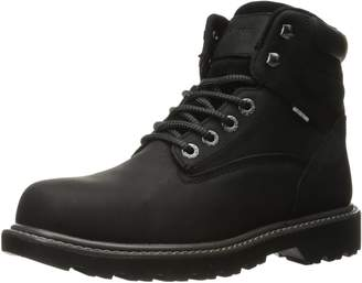 "Wolverine Men's Floorhand Waterproof 6"" Steel Toe Work Boot"